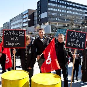 Anti-Atom-Demo in Bochum (20.03.2011)