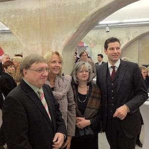 SPD Bochum: Neujahrsempfang 2012 mit Dieter Fleskes, Hannelore Kraft, Ottilie Scholz und Thomas Eiskirch
