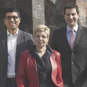 Serdar Yüksel, Carina Gödecke, Thomas Eiskirch