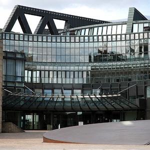 Landtag von Nordrhein-Westfalen (Urheber: Mbdortmund)
