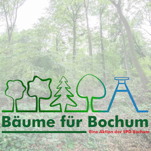 Bäume für Bochum - Eine Aktion der SPD Bochum - Foto: Leif Neugebohrn, highlifephotography.de