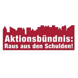 Aktionsbündnis: Raus aus den Schulden!