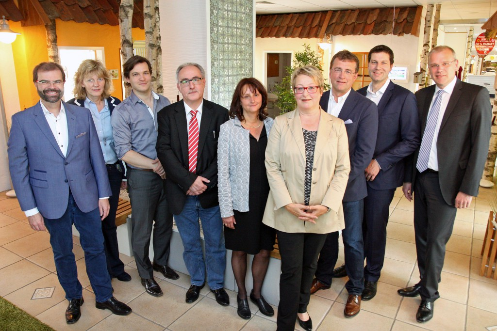Bochumer Chance: Gemeinsam mit dem Jobcenter Bochum präsentieren Bochumer Firmenchefs und Personalverantwortliche das neue Beschäftigungsprogramm für Langzeitarbeitlose