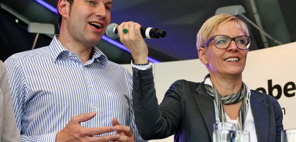 "Thomas Eiskirch bei der Lebenshilfe Bochum ""Rock for Inclusion"""