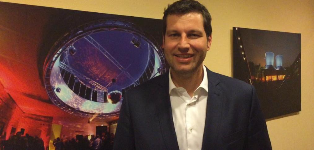 Thomas Eiskirch (in der Geschäftsstelle der SPD Bochum)