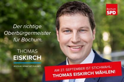 Oberbürgermeister-Wahlkampf