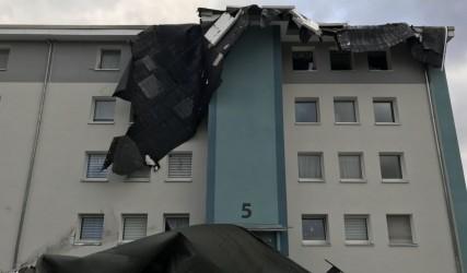 Auswirkungen des Sturmes Friederike in Bochum. Foto: Feuerwehr Bochum