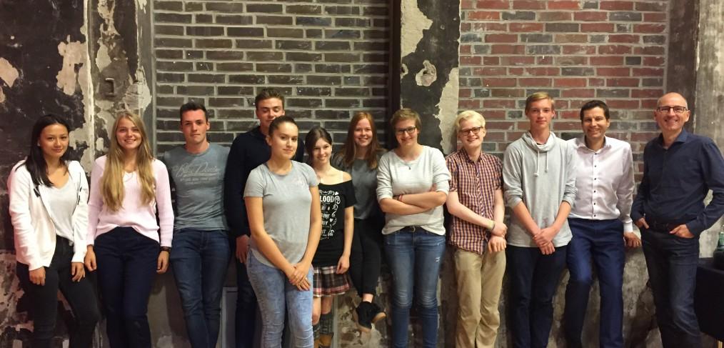 JugendDialog 2018 der Stadt Bochum. Foto: Stadt Bochum, Referat für politische Gremien, Bürgerbeteiligung und Kommunikation