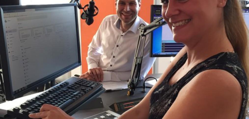 Thomas Eiskirch beim KlarTalk von Radio Bochum mit Janina Amrath (15.10.2018)