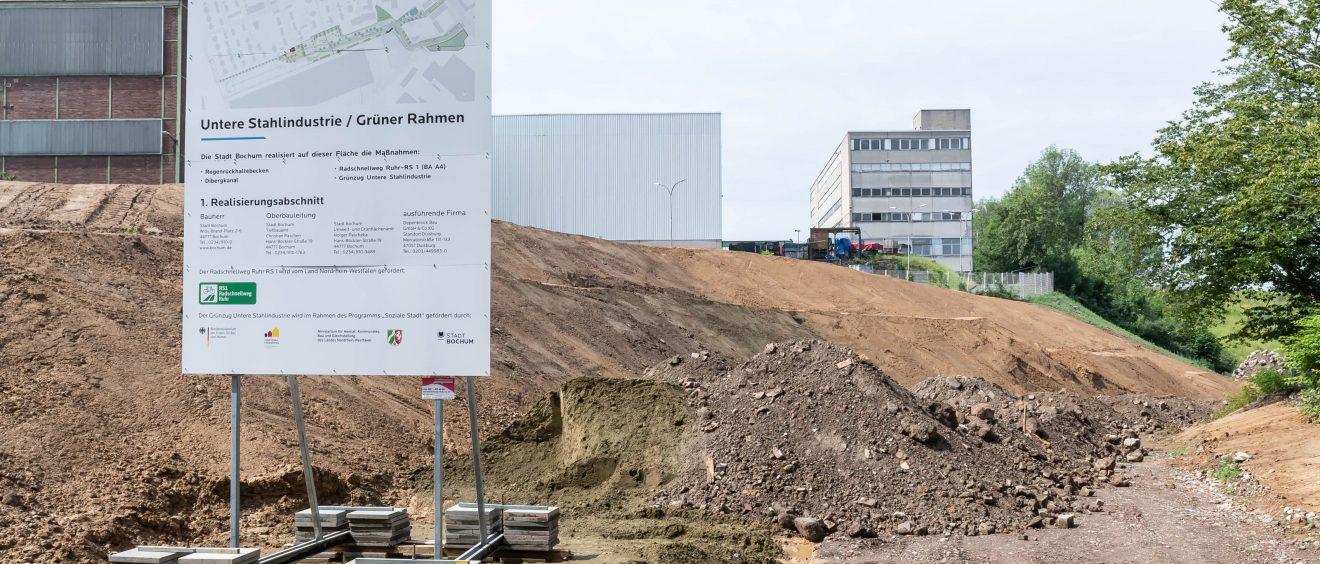 Die Planungen für die RS1-Trasse durch die Innenstadt haben begonnen.