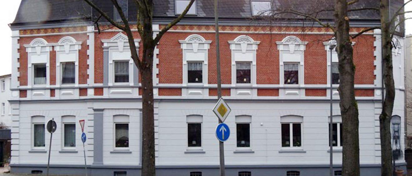 Das Fassadenprogramm wird fortgesetzt