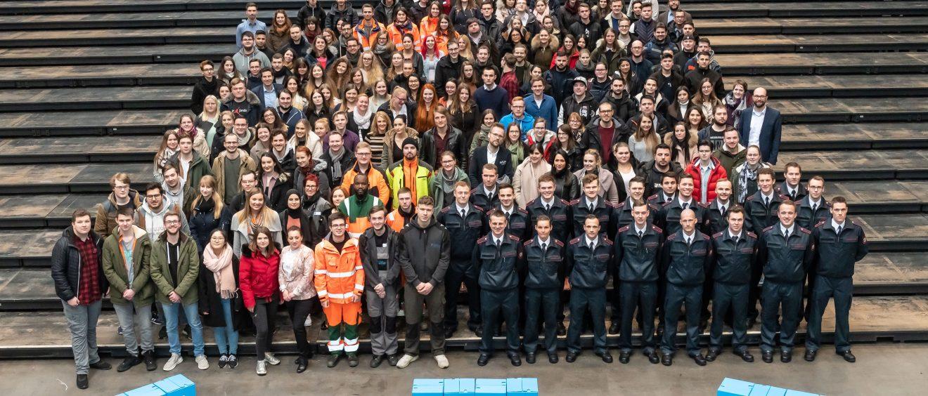 Die Stadt Bochum bietet vielen jungen Menschen eine berufliche Perspektive (Foto aufgenommen am 17.01.2020)
