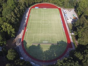 3,2 Millionen Euro flossen in die Modernisierung der Sportanlage. Foto: Lutz Leitmann/Stadt Bochum